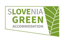 Slovenia green accomodation